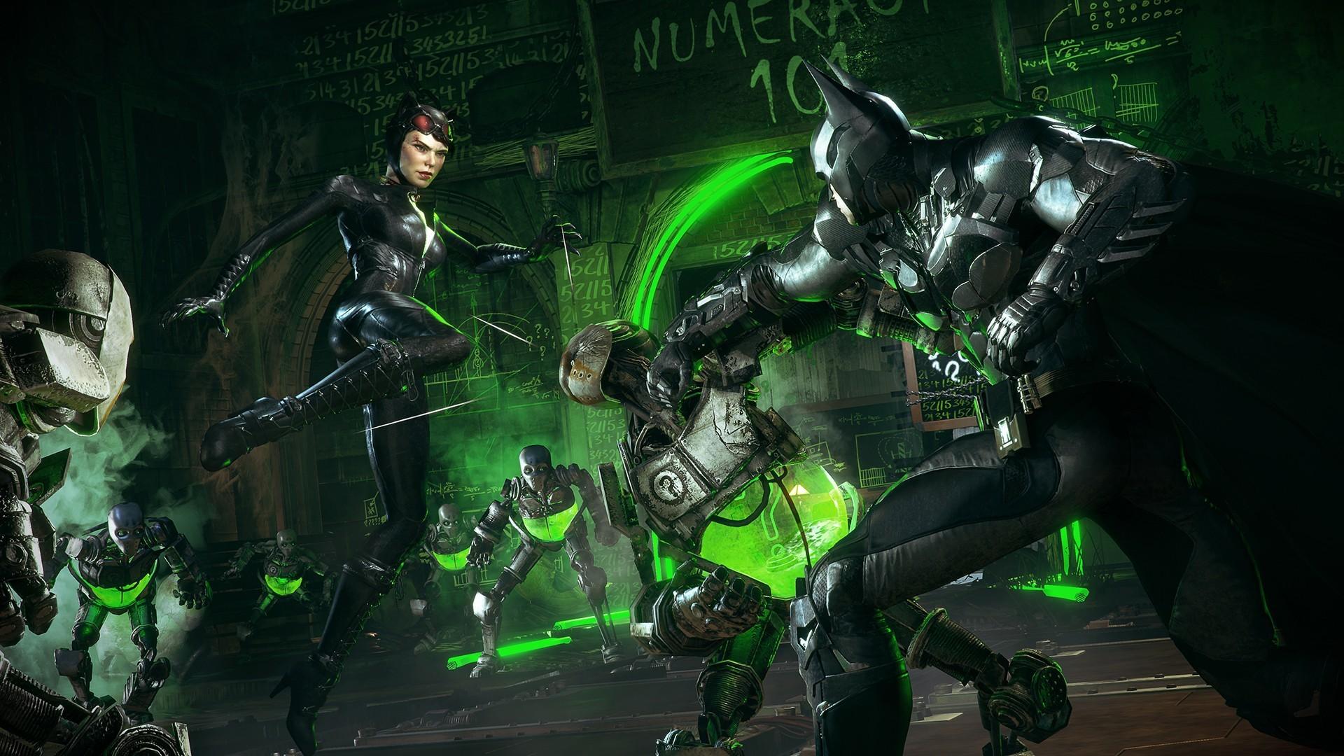 Arkham Knight Killing Batman Wallpaper Batman and Catwoman Wallpaper …