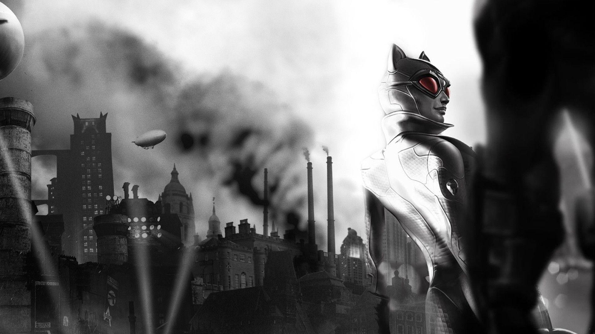 Wallpapers For > Batman Arkham City Wallpaper Hd