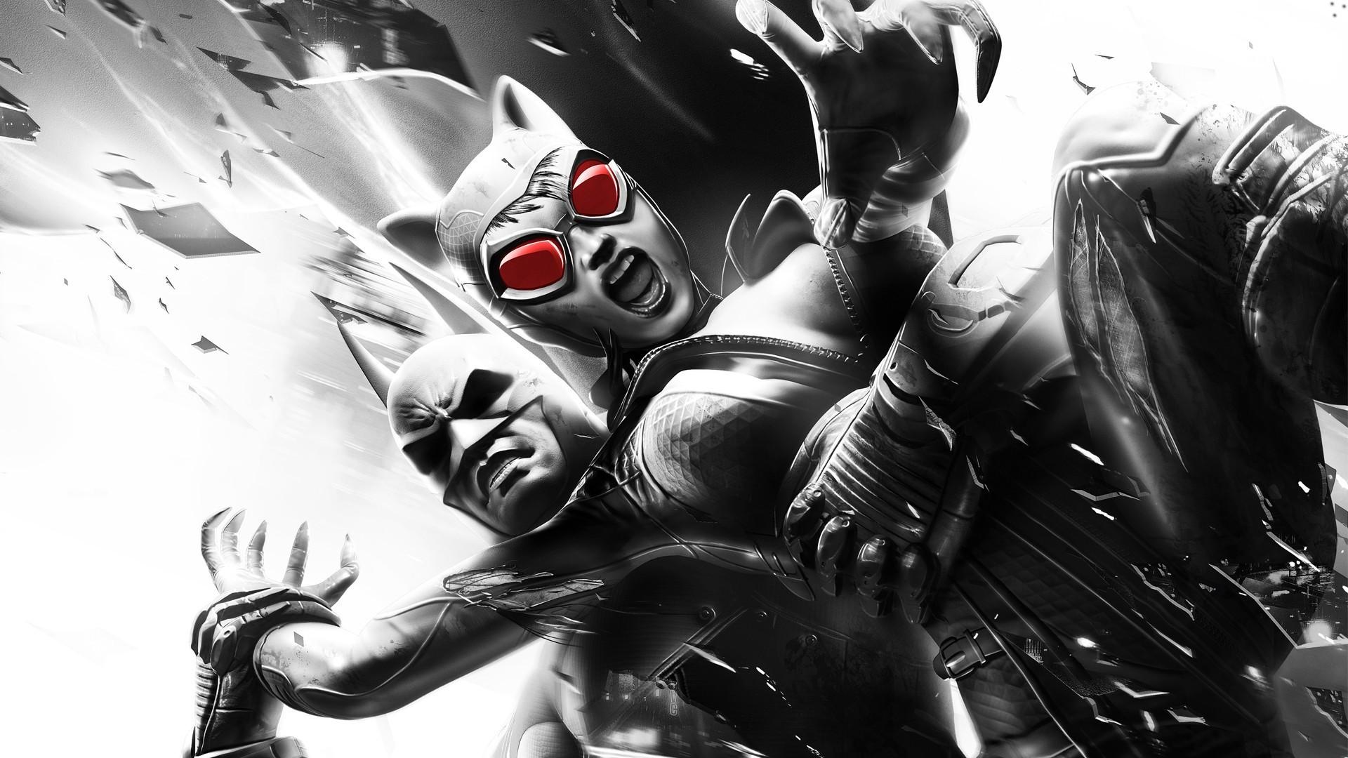Batman, Joker, Batman: Arkham City, Video Games, Rocksteady Studios, The  Riddler, Harley Quinn, Catwoman Wallpapers HD / Desktop and Mobile  Backgrounds