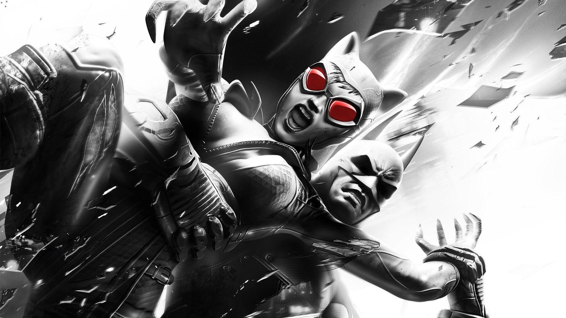 Wallpapers For > Batman Arkham City Riddler Wallpaper Hd