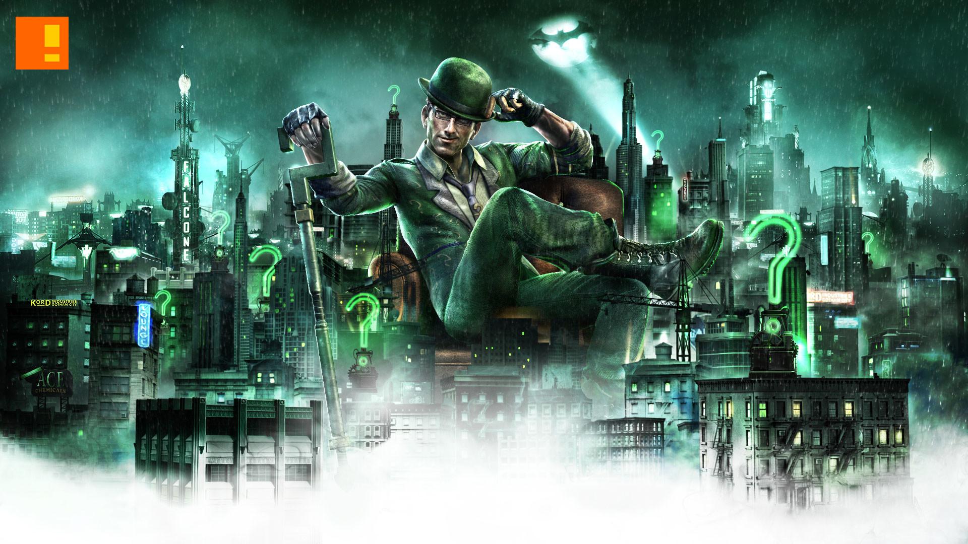 batman arkham, batman arkham underworld,scarecrow, harley quinn, killer  croc, the