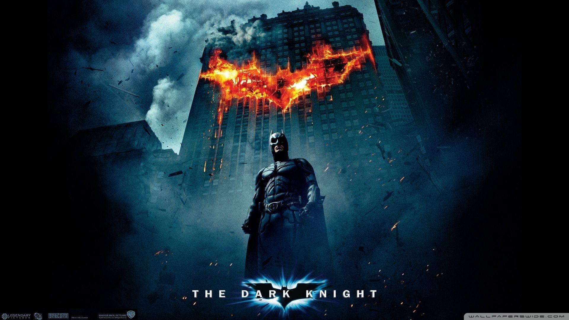 Batman, The Dark Knight, Bat Signal, Destruction · Batman. Batman, Green  Riddle, The Riddler Wallpaper HD