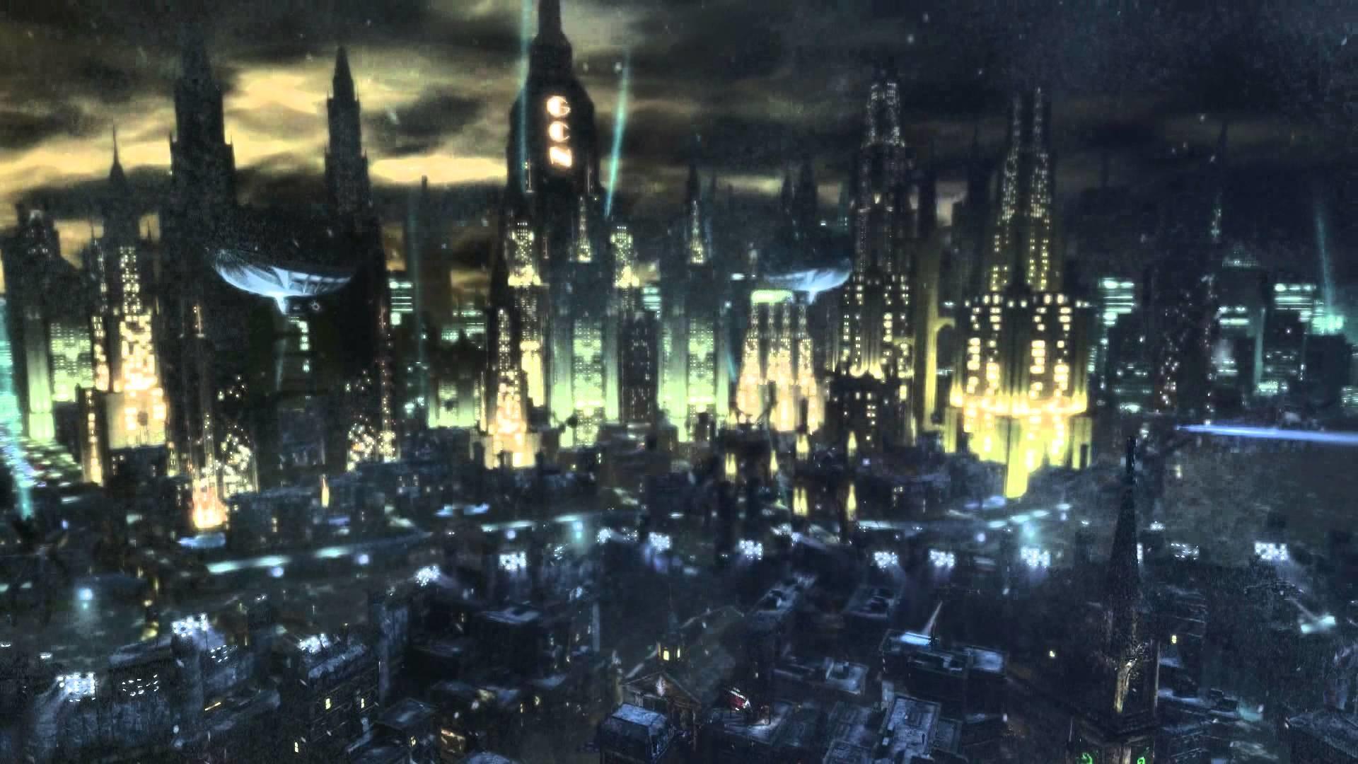 Live Video Wallpaper – Batman Arkham City (HD) – YouTube