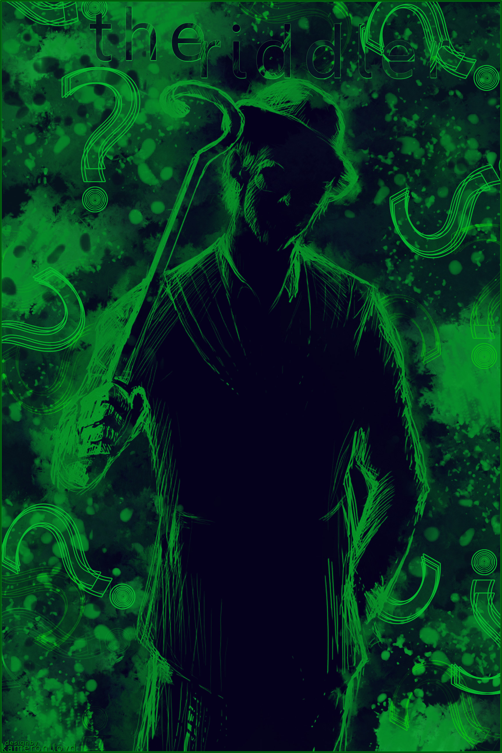 The Riddler by xHXx The Riddler by xHXx