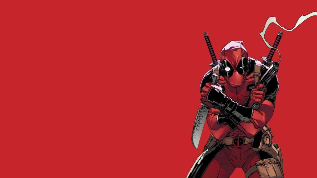 Spider Man, Deadpool Wallpaper HD