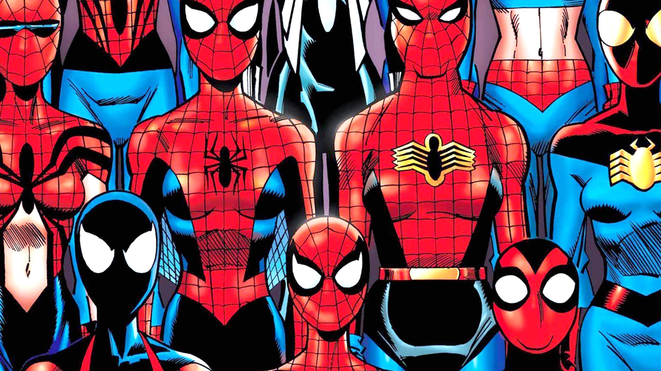 Spider Man Wallpapers Deadpool And Spiderman Wallpapers Gallery Image Mrfab