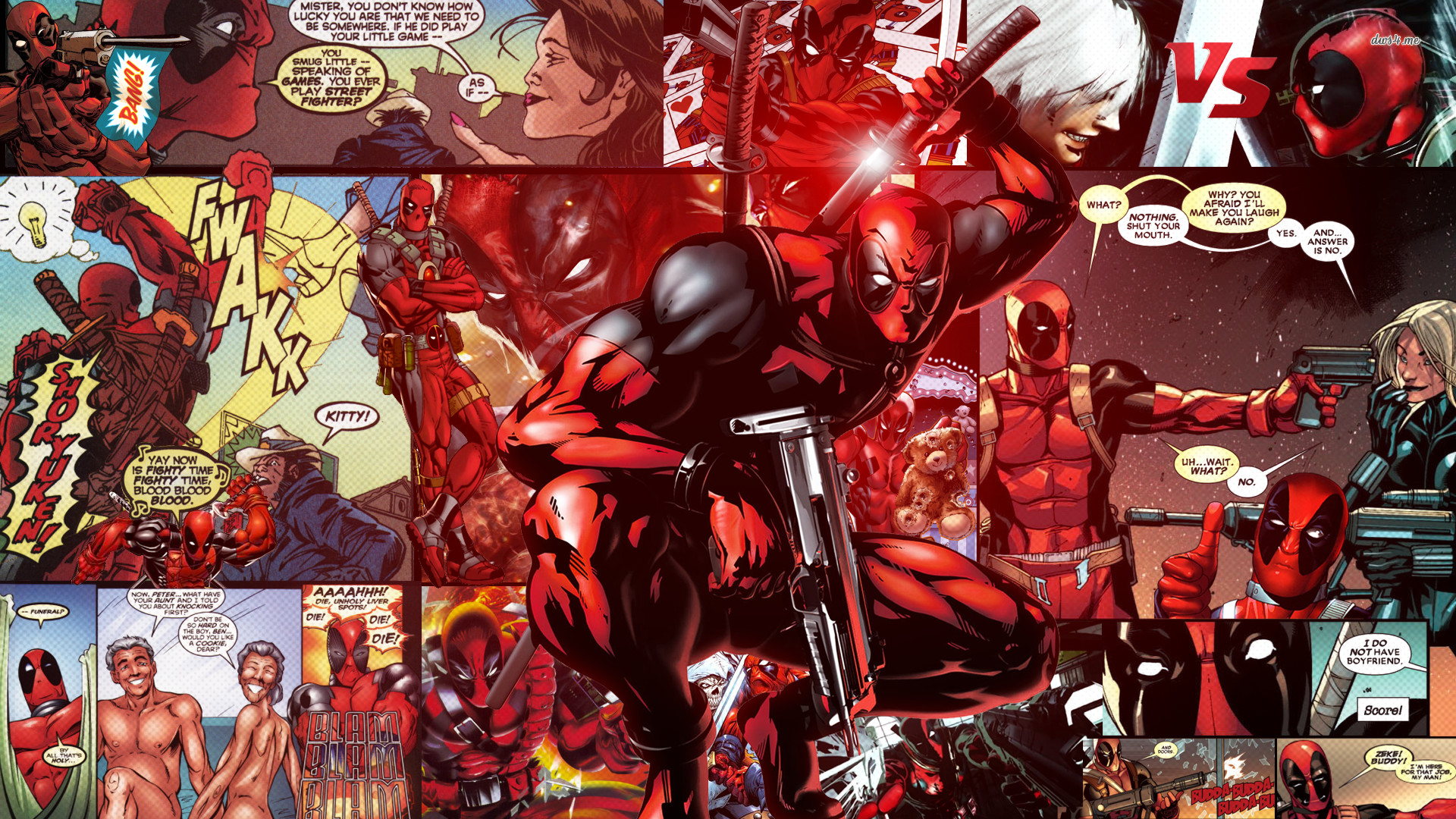Deadpool's Hilarious Crush On Spider-Man Borders On Obsession | Inverse