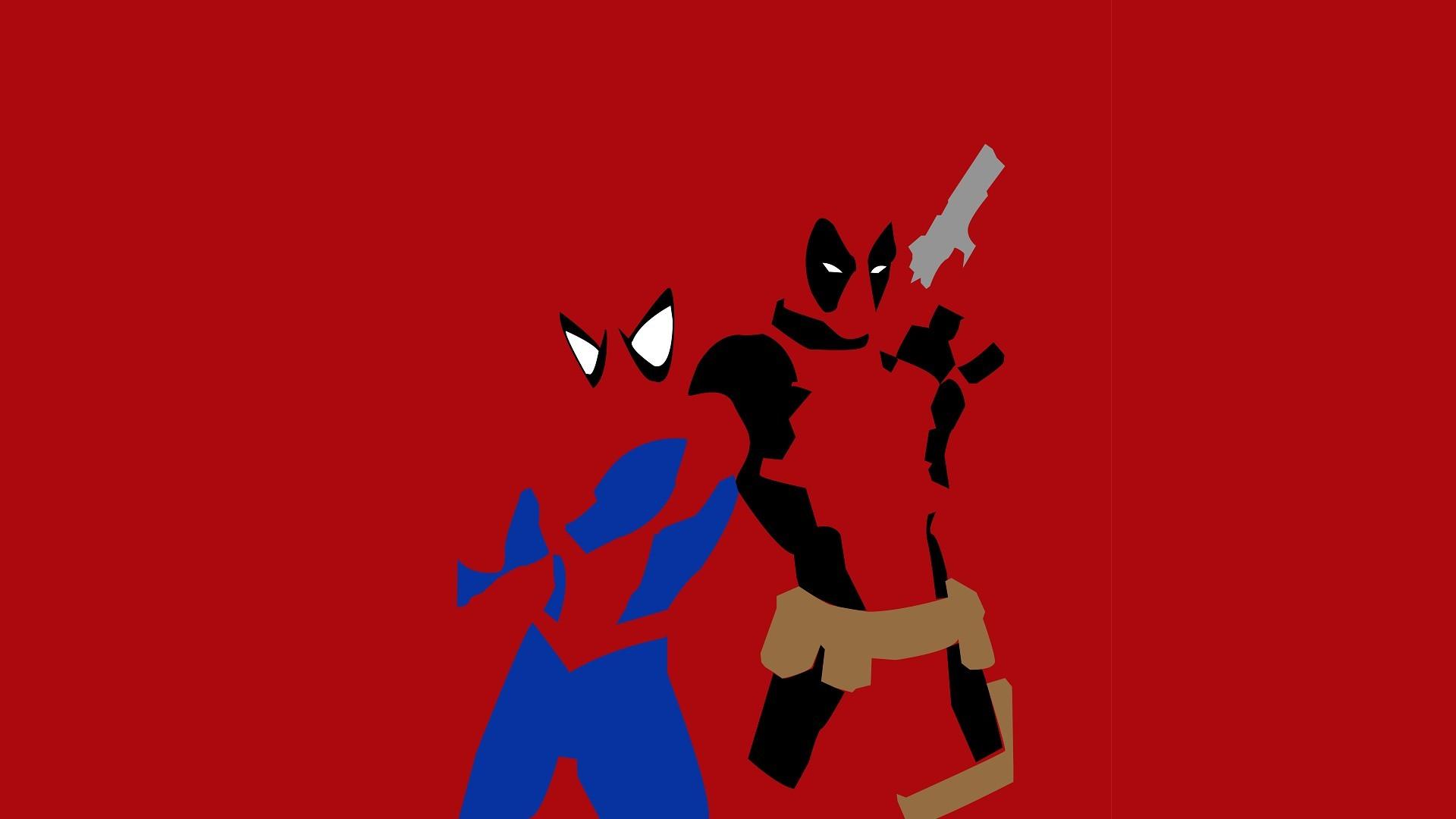 Spider Man Deadpool wallpapers HD free – 472128