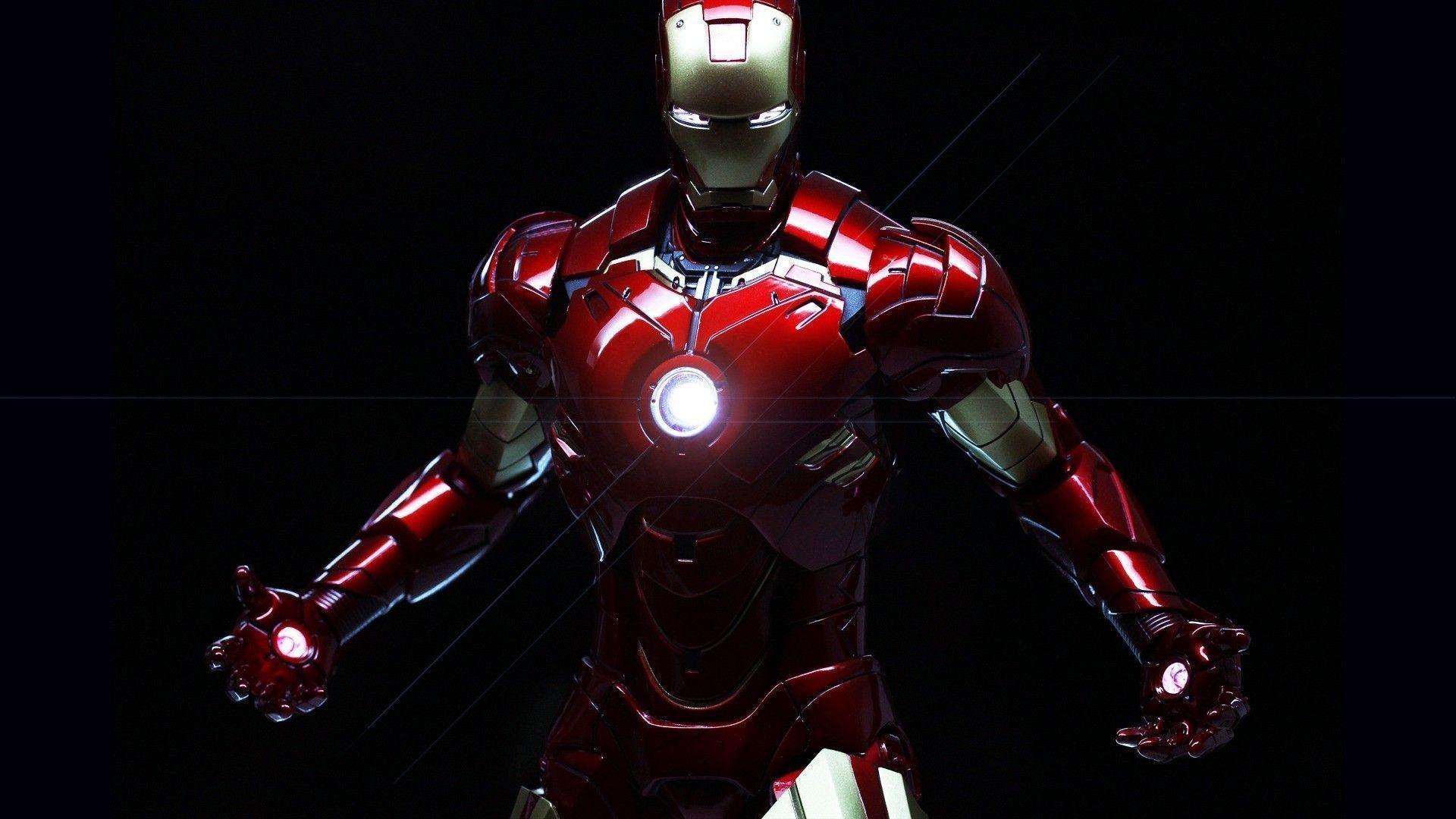 … Iron Man HD Wallpapers