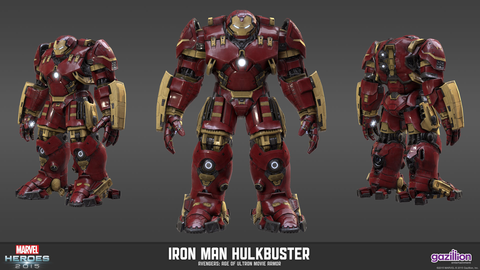When is New Hulkbuster?