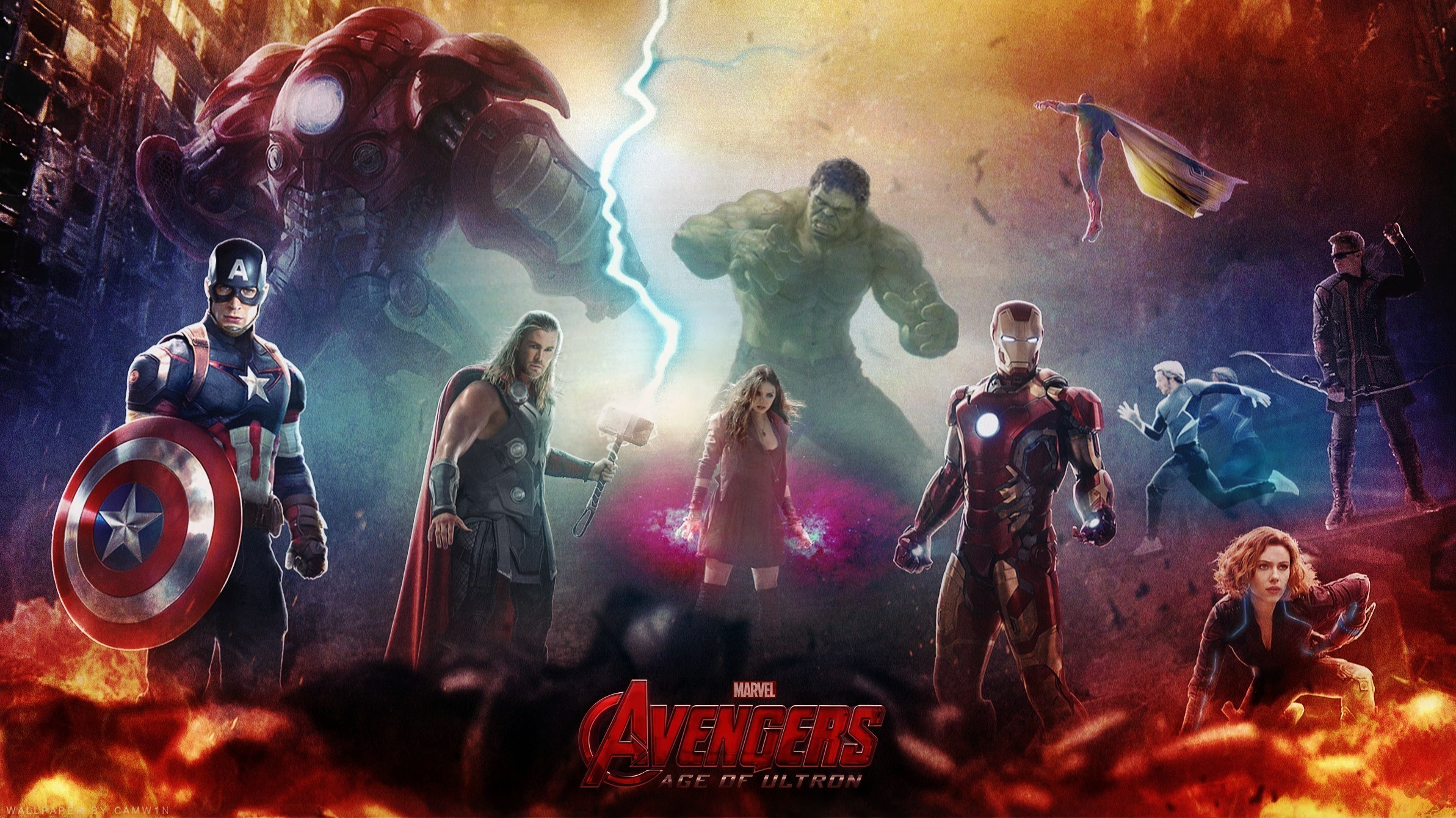 … fiction wallpaper hd avengers age of ultron wallpapers mobile at …