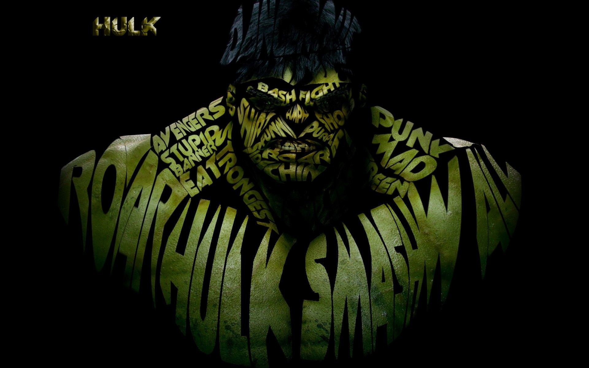 Hulk hd clipart 1080p