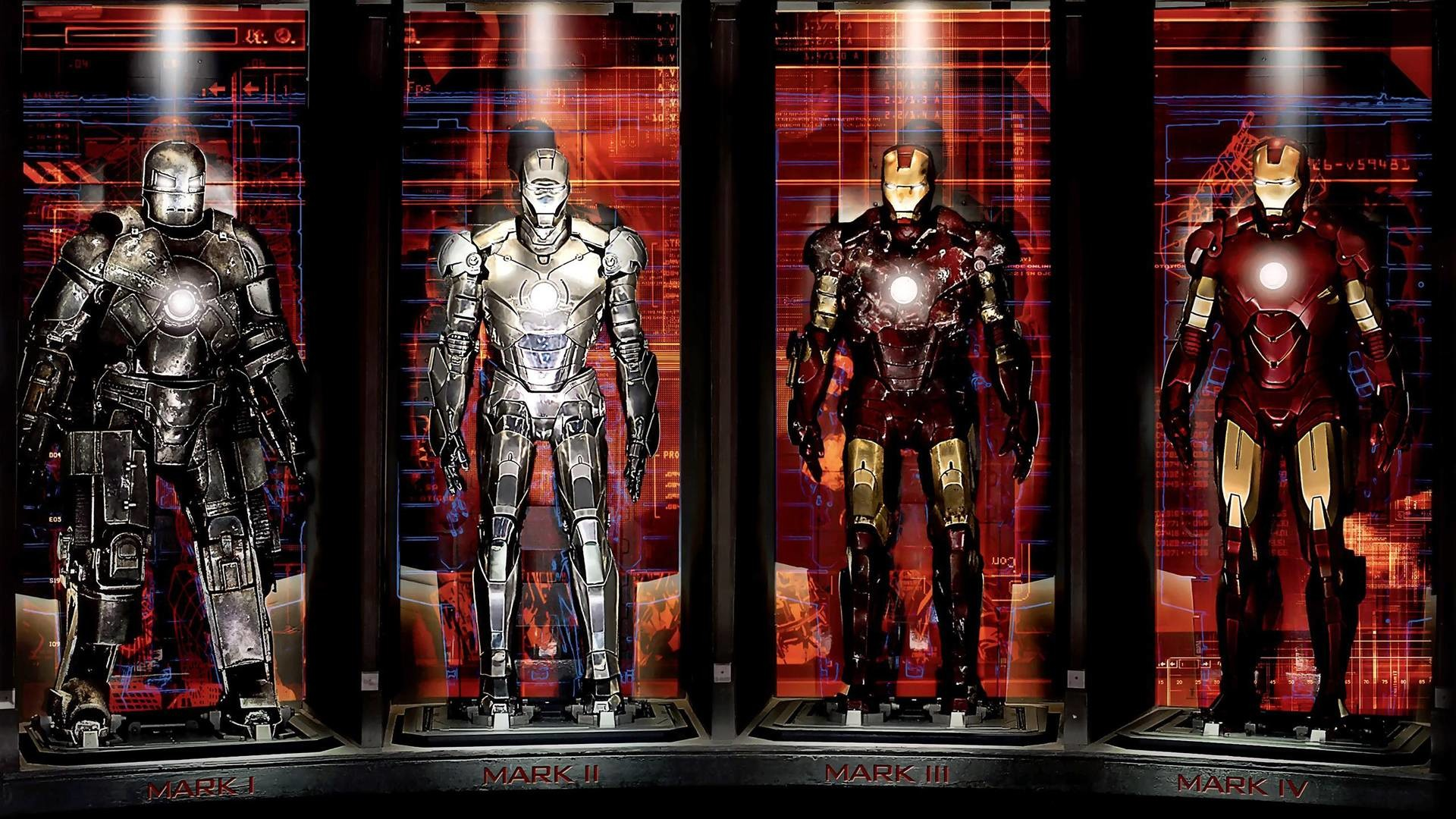 Images For > Ironman 3 Suit Wallpaper
