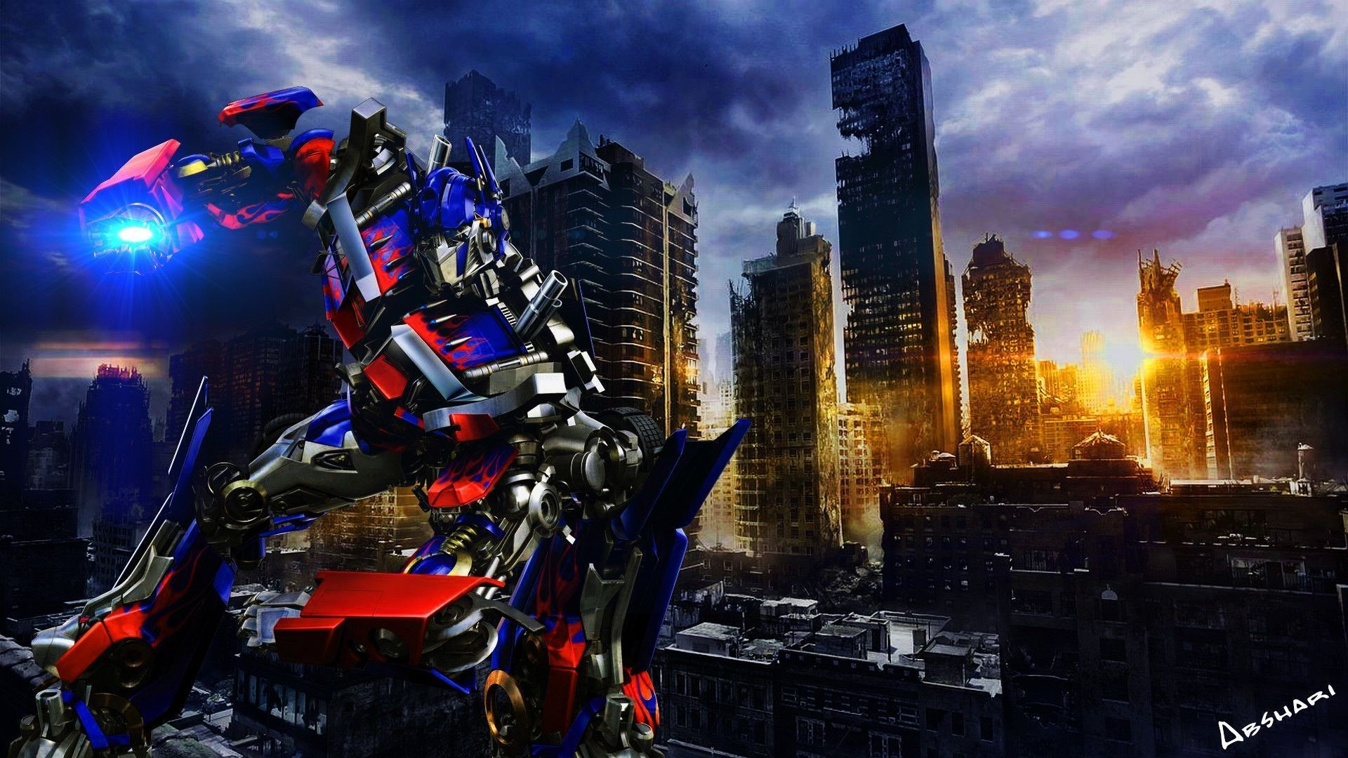 Optimus Prime Backgrounds – Wallpaper Cave