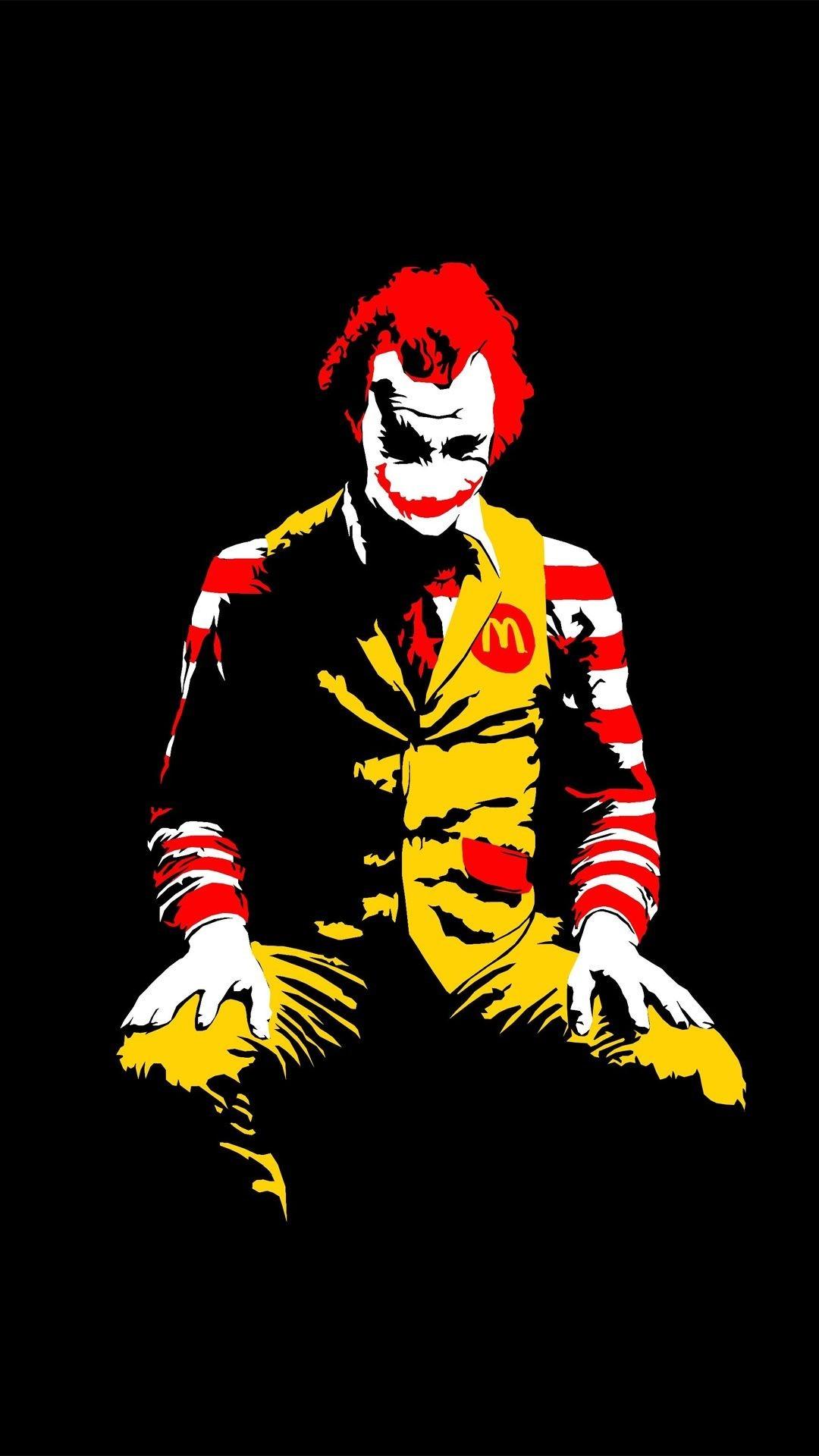 138 Hd Iphone Joker