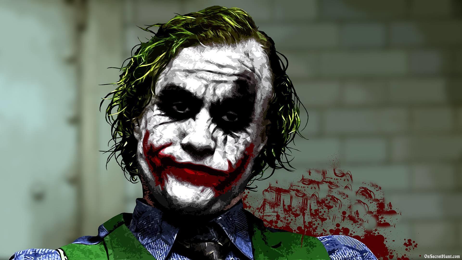 Batman Joker Hd Wallpaper On Secret Hunt 1920x1080PX ~ Wallpaper .