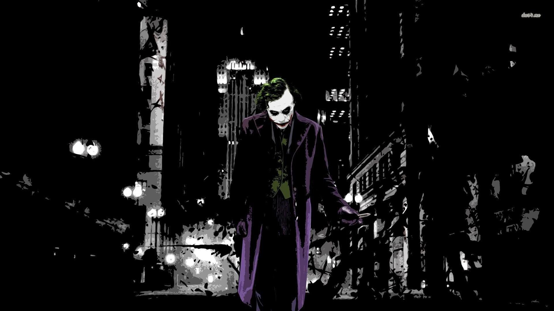 The Dark Knight – Joker 438757