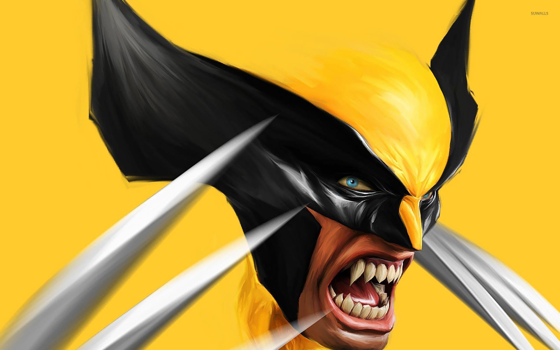 Wolverine wallpaper – Comic wallpapers – #16112
