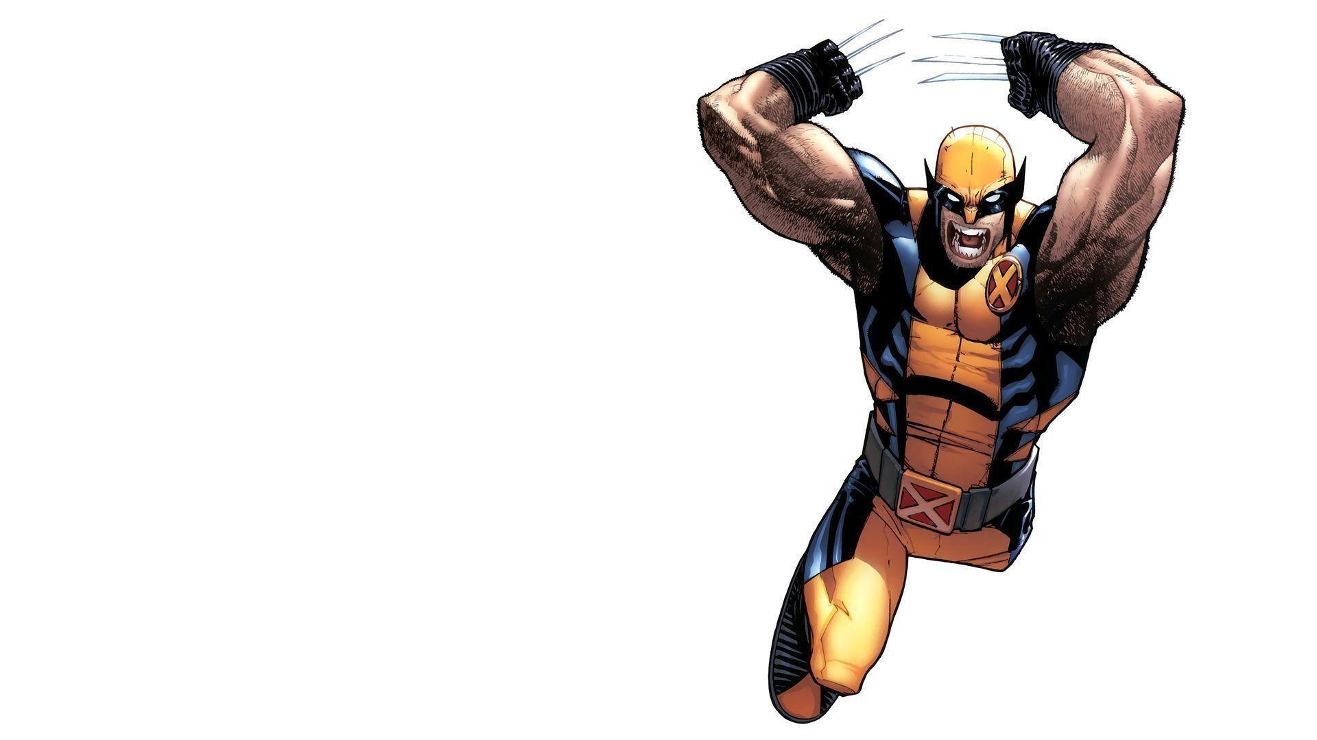 Wolverine Marvel wallpaper 213938