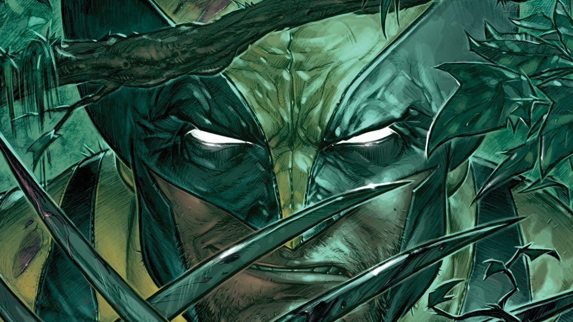 comics X-Men Wolverine artwork Marvel Comics / Wallpaper