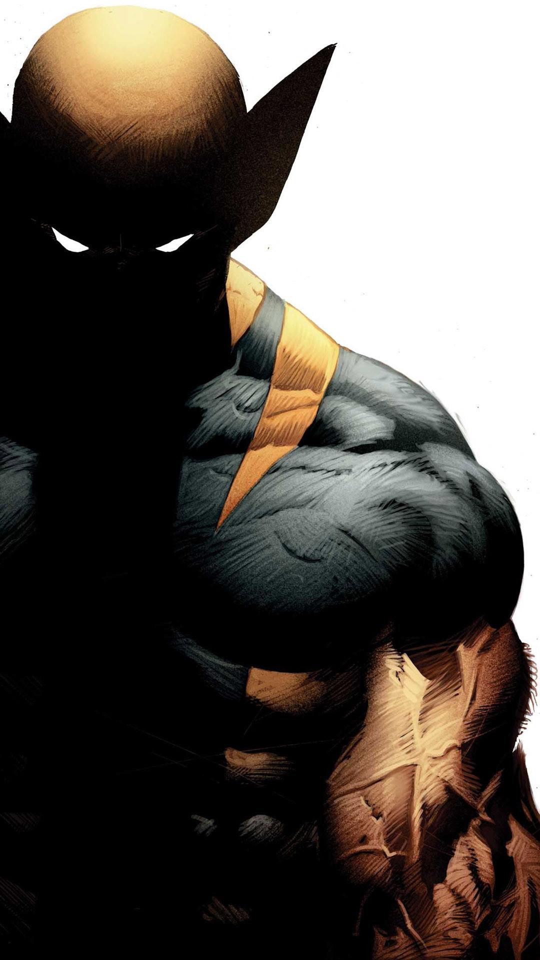 Comic · Wolverine Mobile Wallpaper 12935