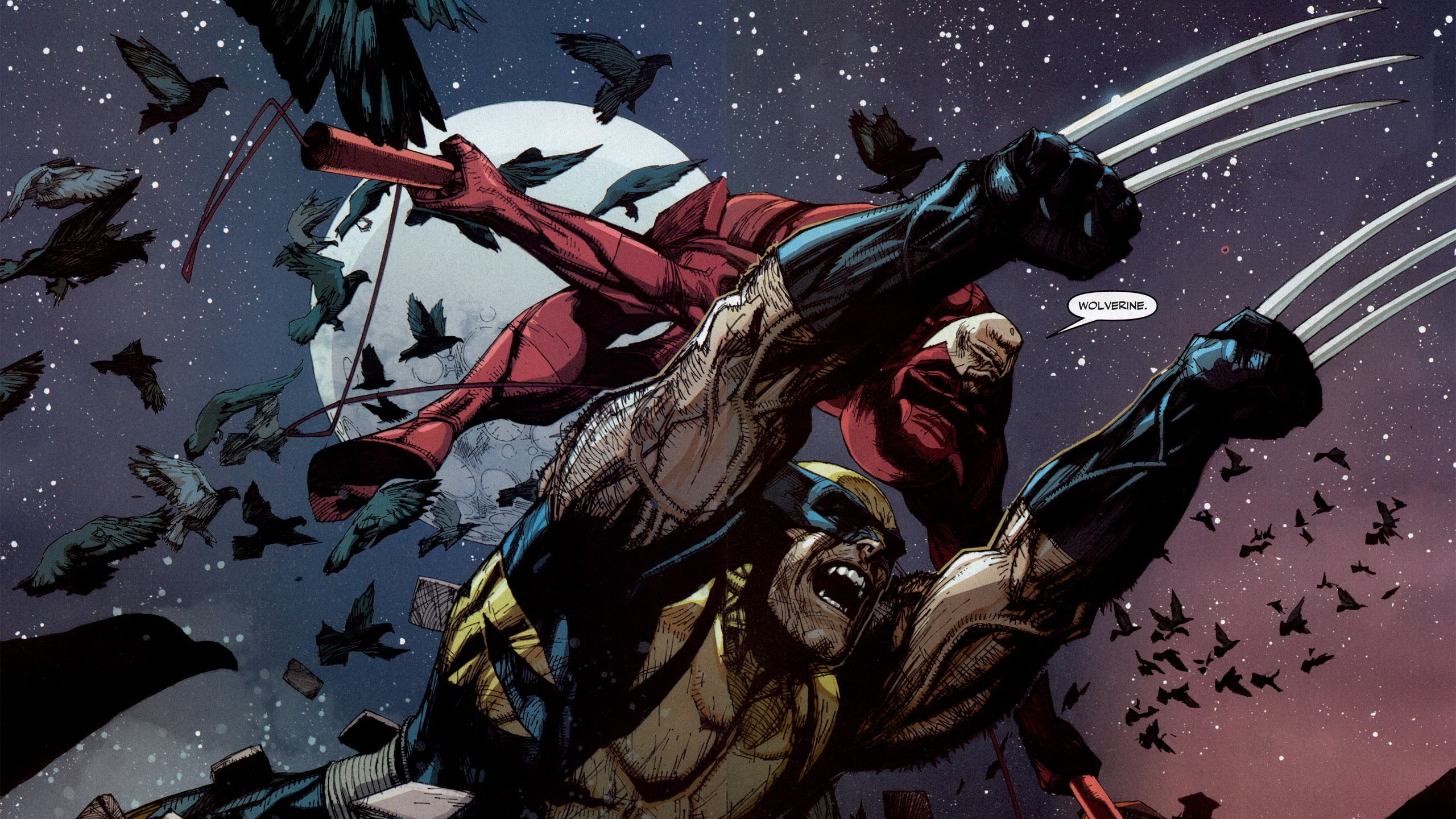 147 Marvel Comics HD Wallpapers | Backgrounds – Wallpaper Abyss – Page 4