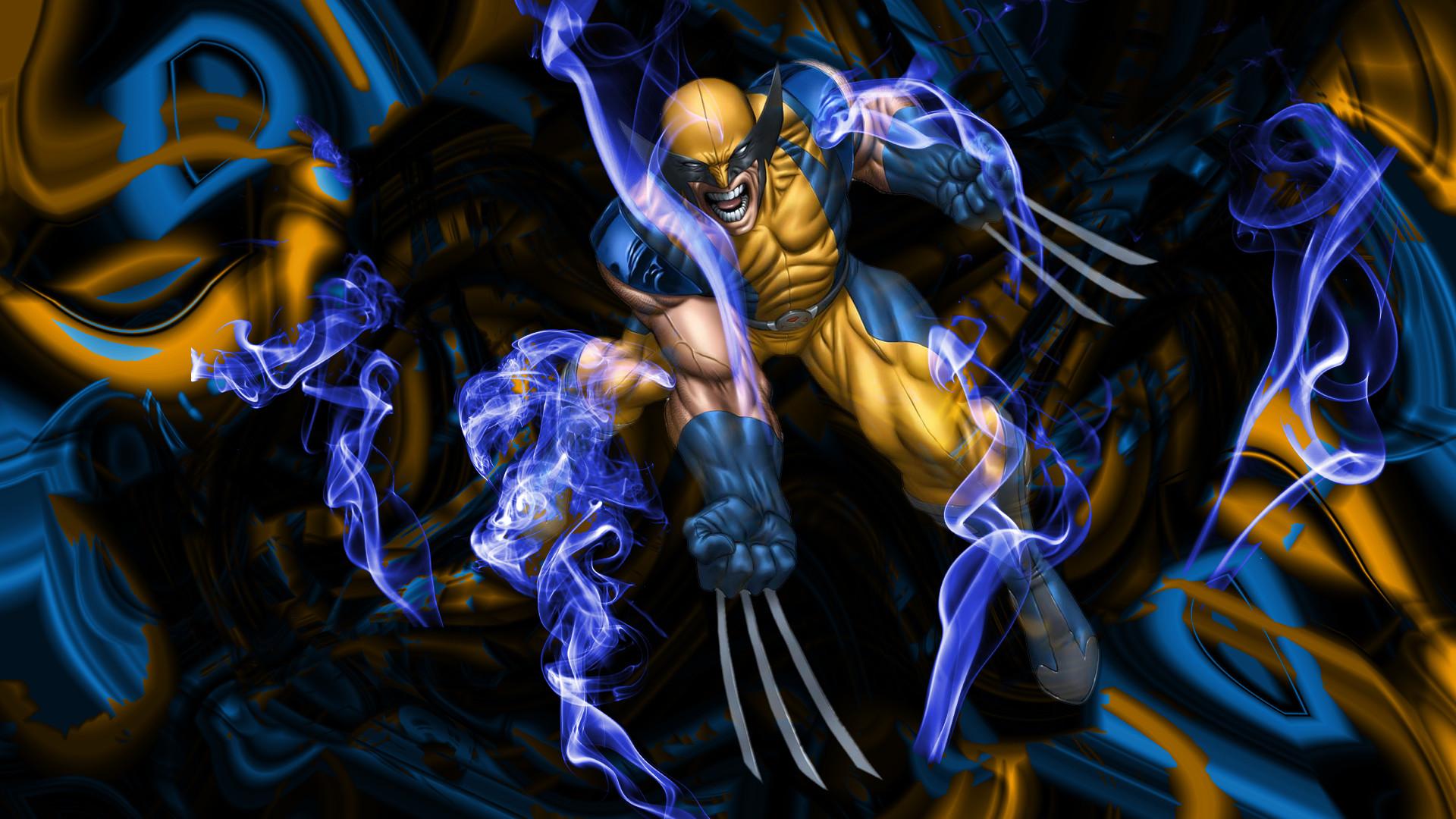 Wolverine Wallpaper by KyleCorroo on DeviantArt