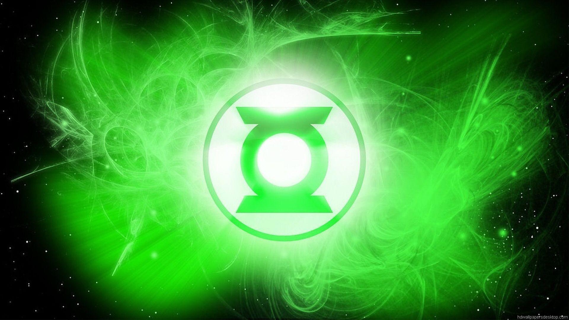 Cool Green Lantern wallpaper