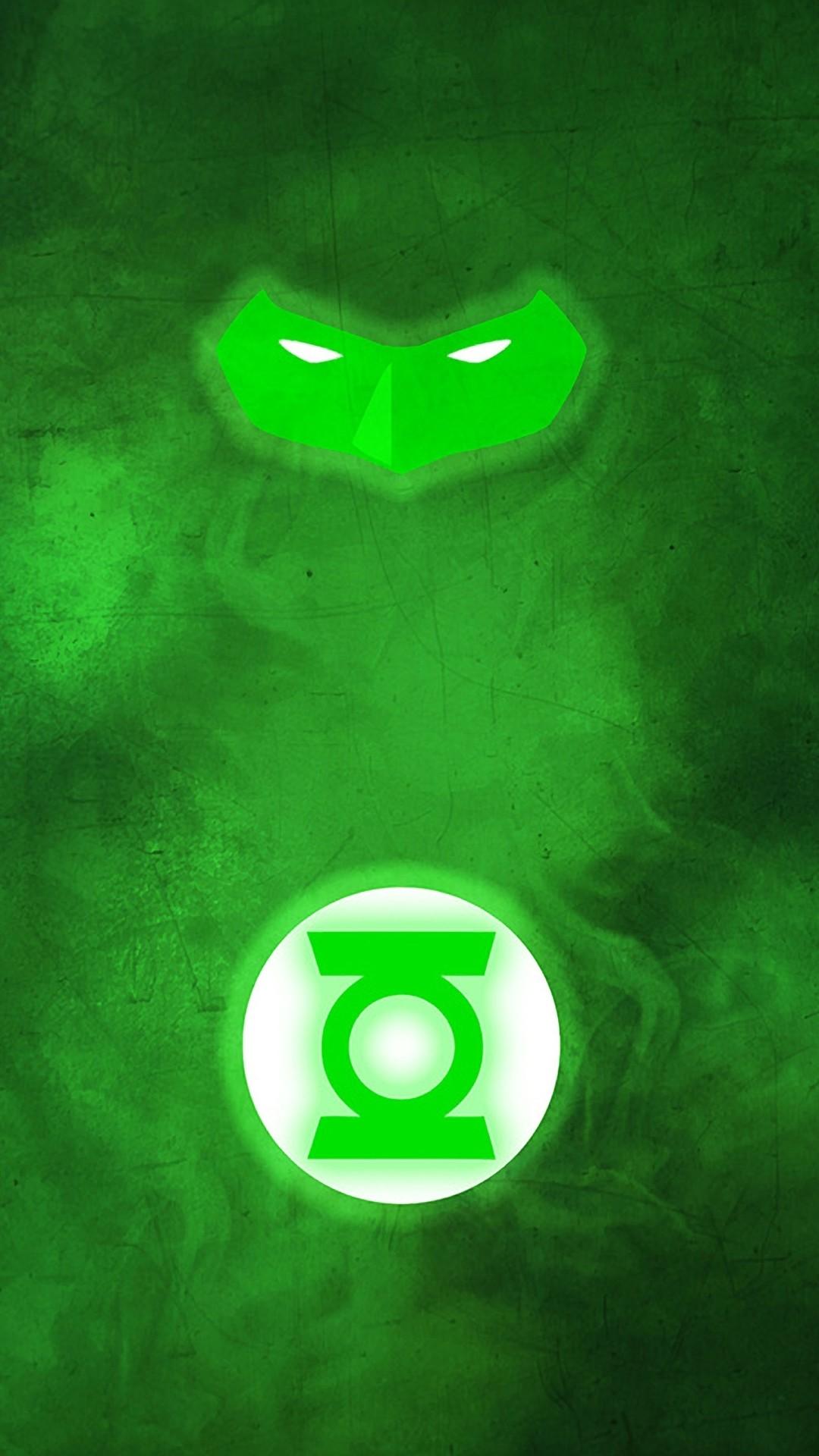 Green Lantern Iphone Iphone 6 Plus Wallpaper