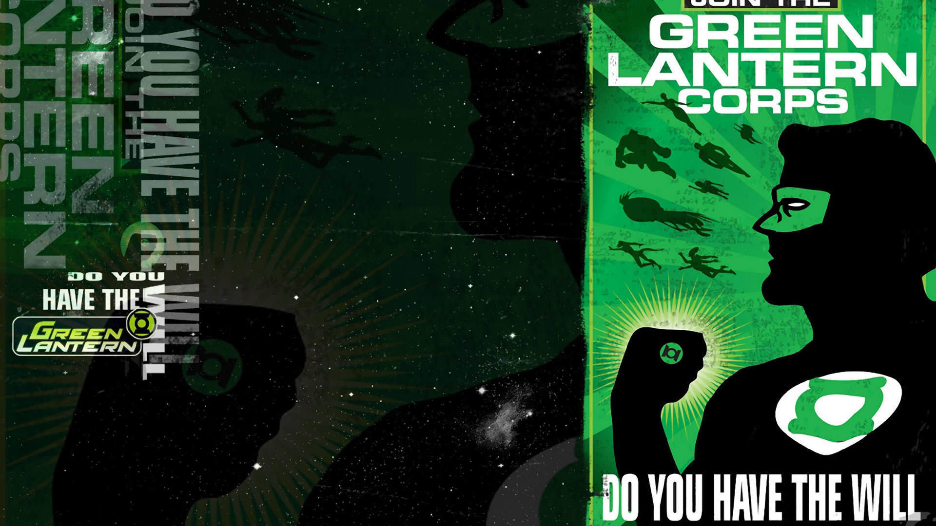 Join The Green Lantern Corps wallpaper 238412