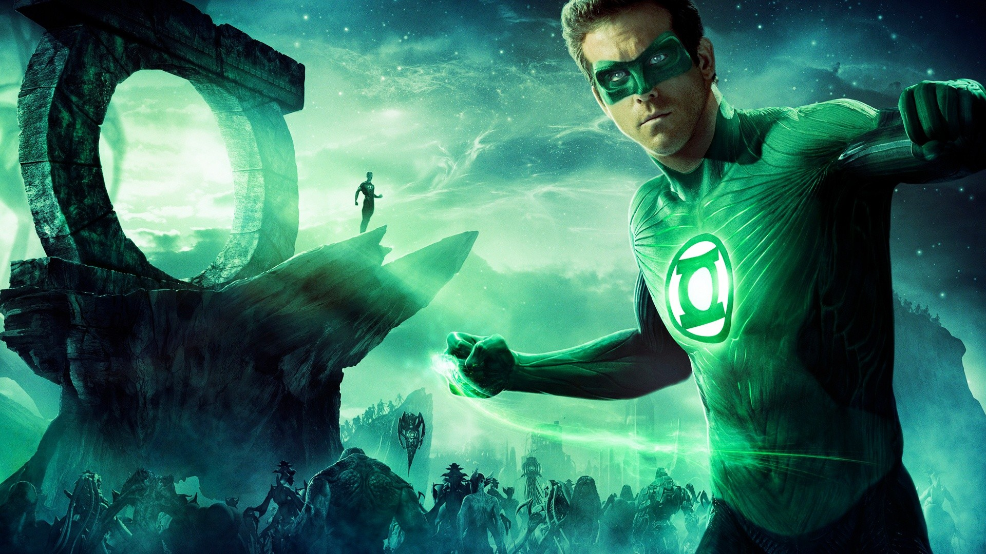 undefined Green Lantern Corps Wallpapers Wallpapers   3D Wallpapers    Pinterest   Green lantern wallpaper and Wallpaper
