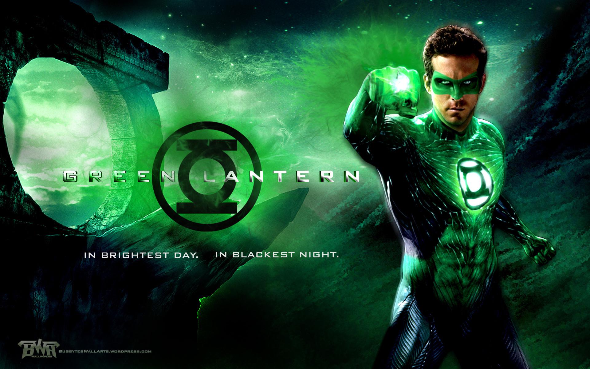 Green Lantern The Movie Wallpaper