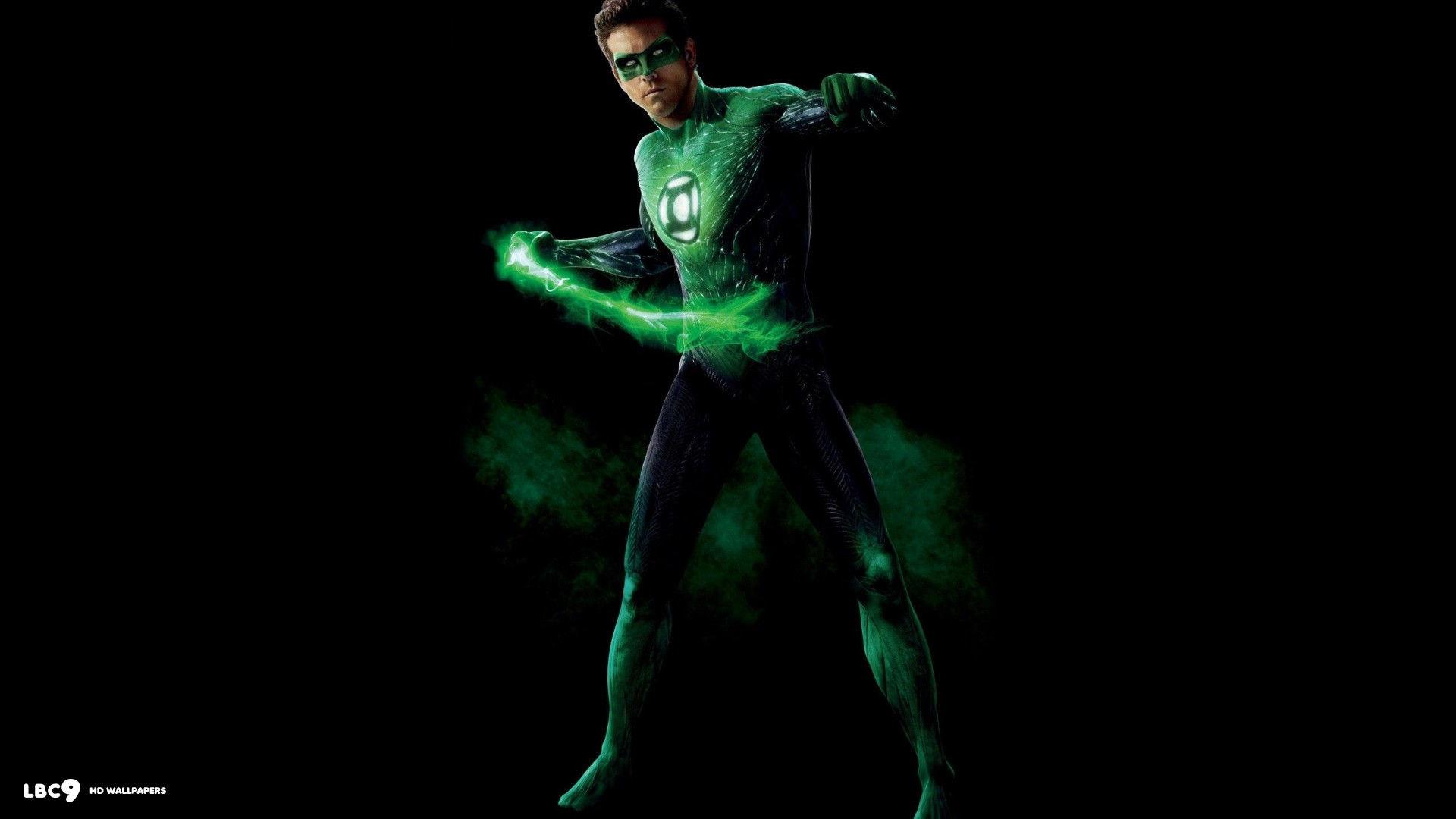 green lantern 2011 desktop background