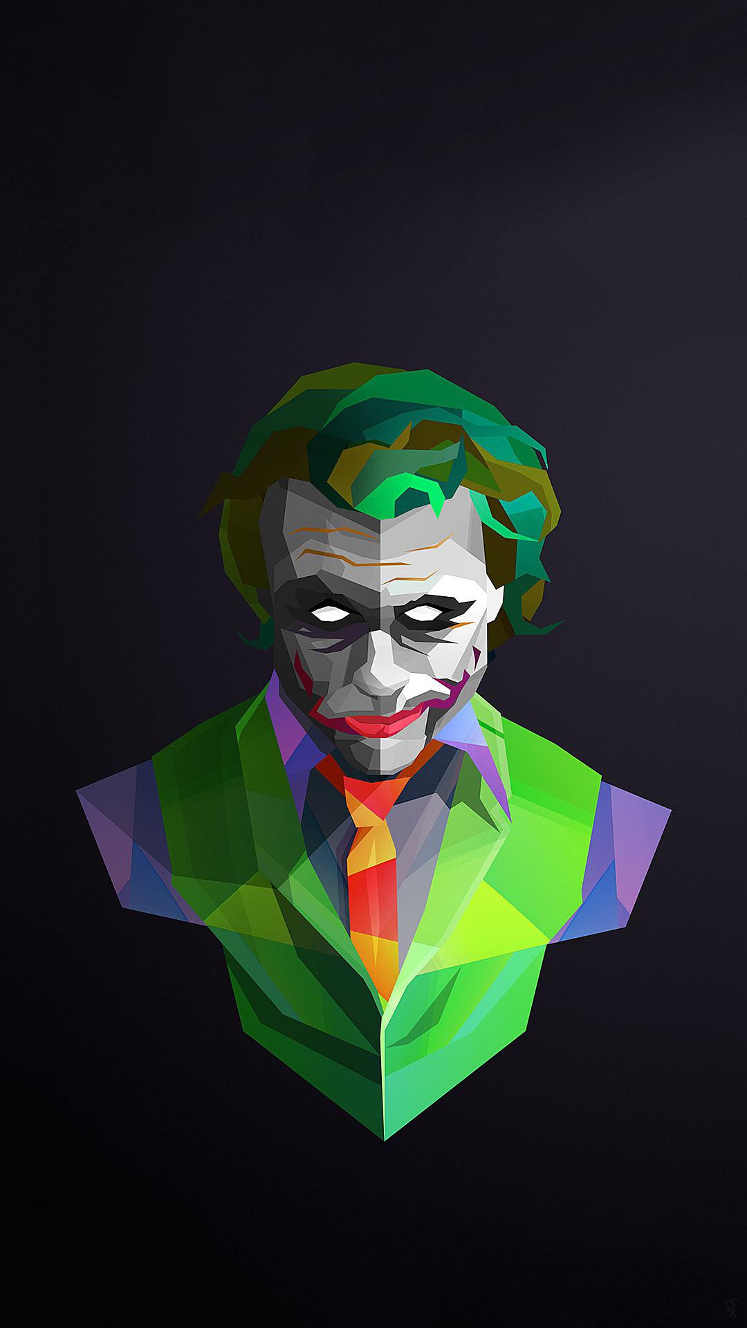 Joker iPhone 6 Plus Wallpaper (1080×1920)