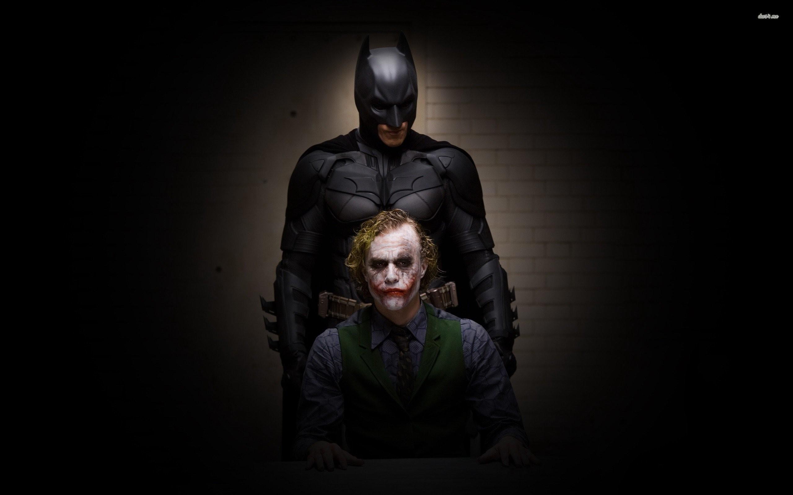 Batman And The Joker – Dark Knight …