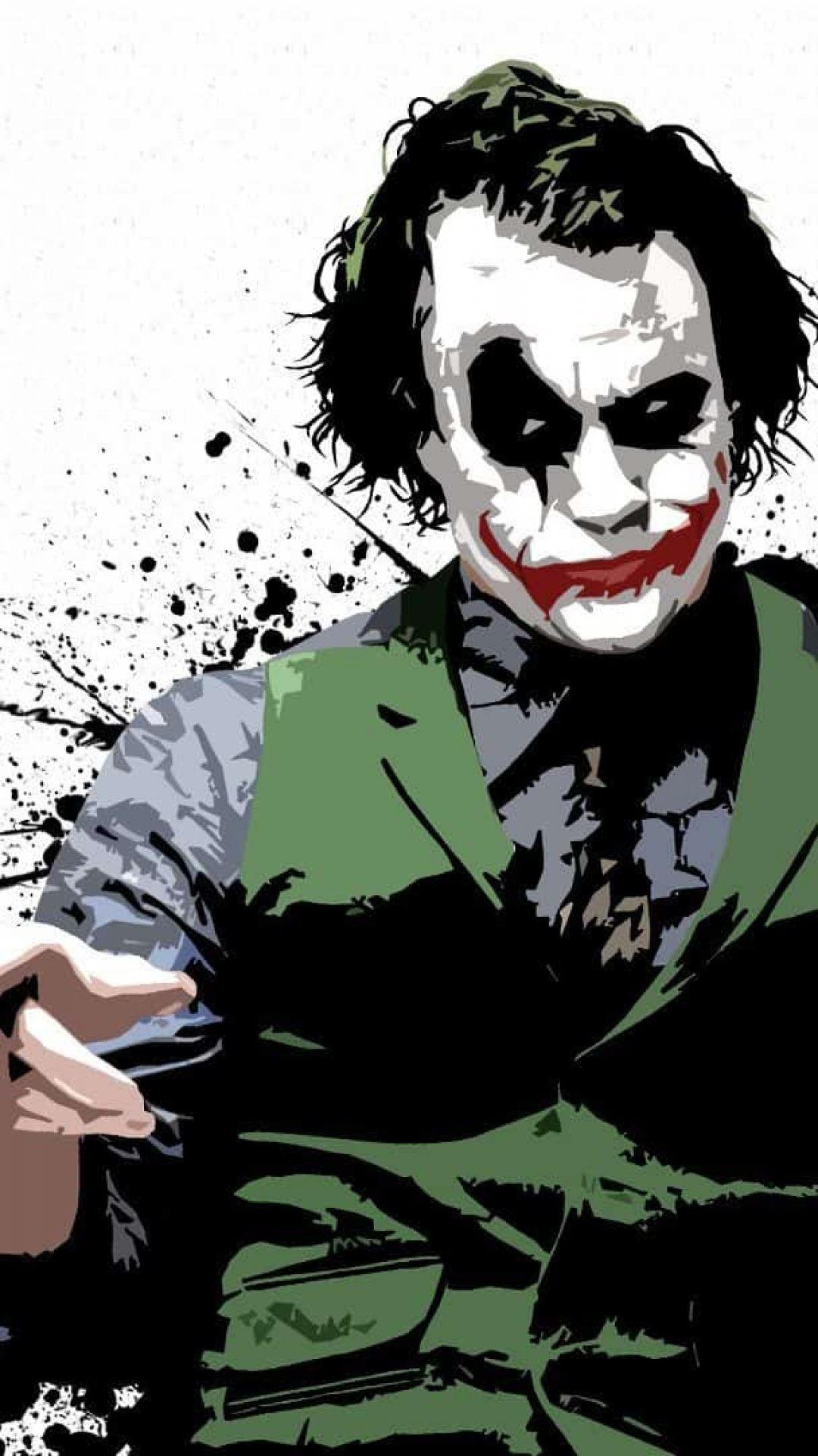 batman joker wallpaper hd