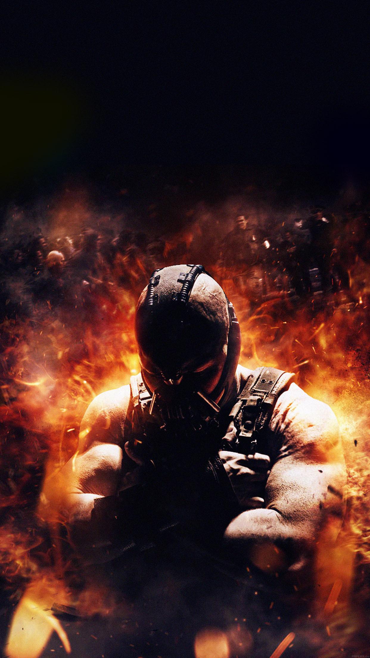 … wallpaper-dark-knight-rises-bane-fire-34-iphone6-