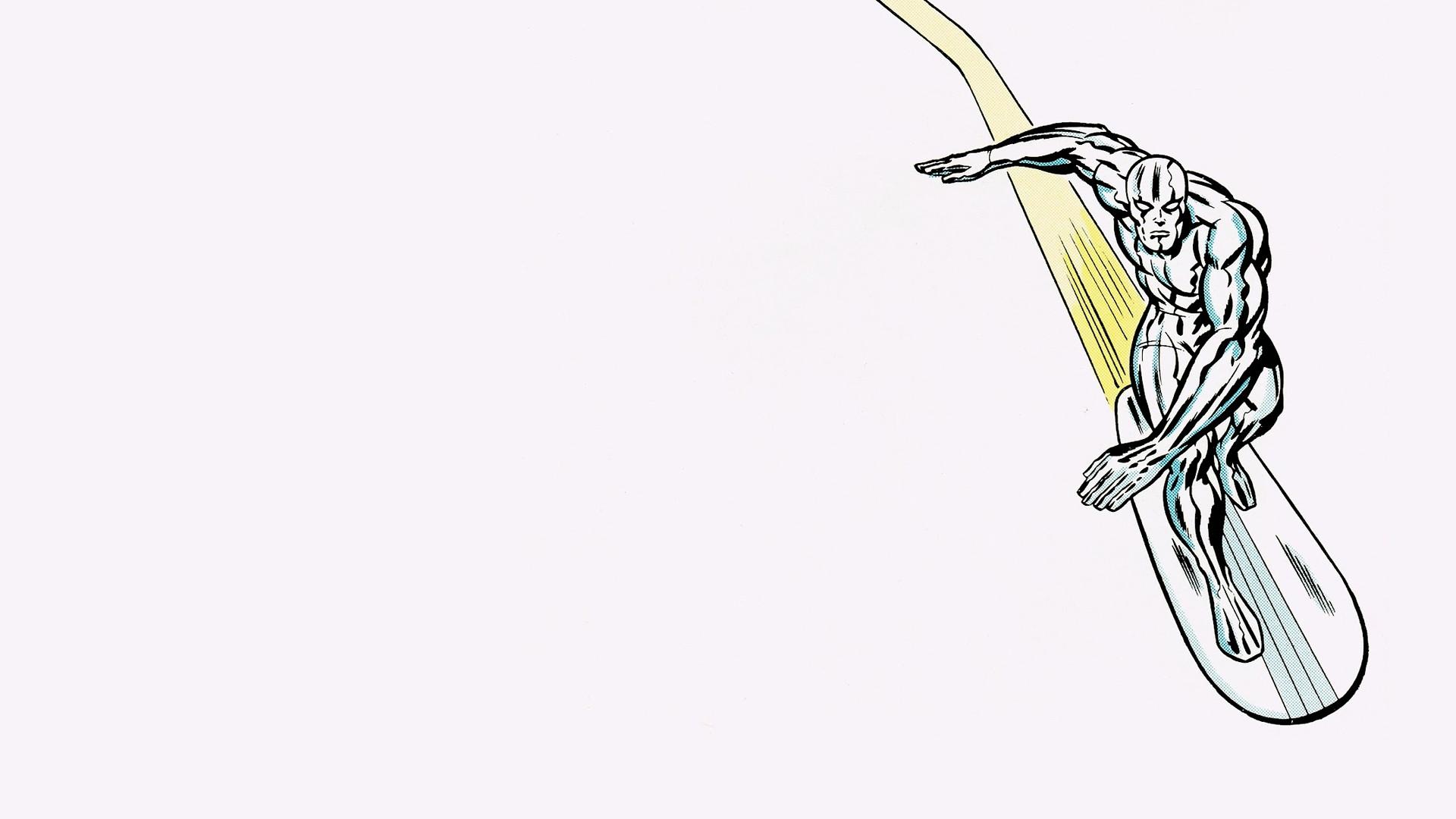 Comics – Silver Surfer Wallpaper