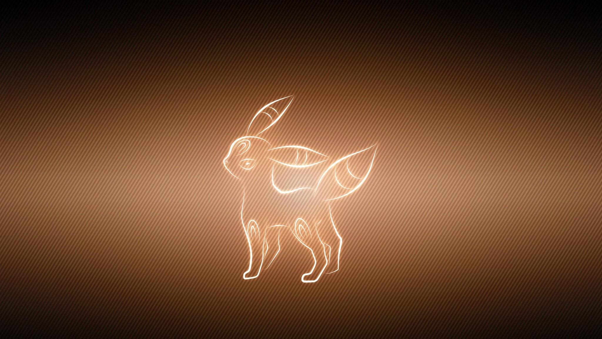 Wallpaper animal, umbreon, pokemon