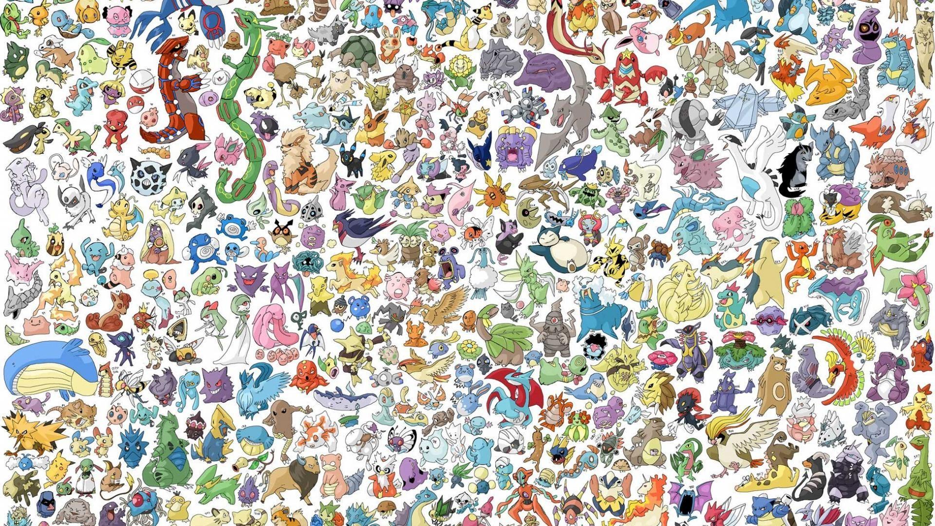 Pokemon HD Wallpapers, Pokemon Desktop …