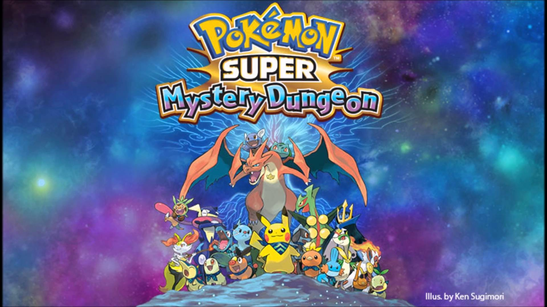 Pokemon Super Mystery Dungeon- The Coming Danger