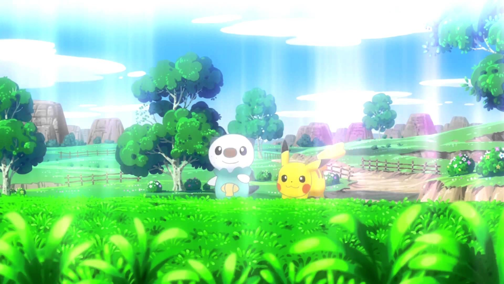 Images For > Pokemon Mystery Dungeon Gates To Infinity Wallpaper