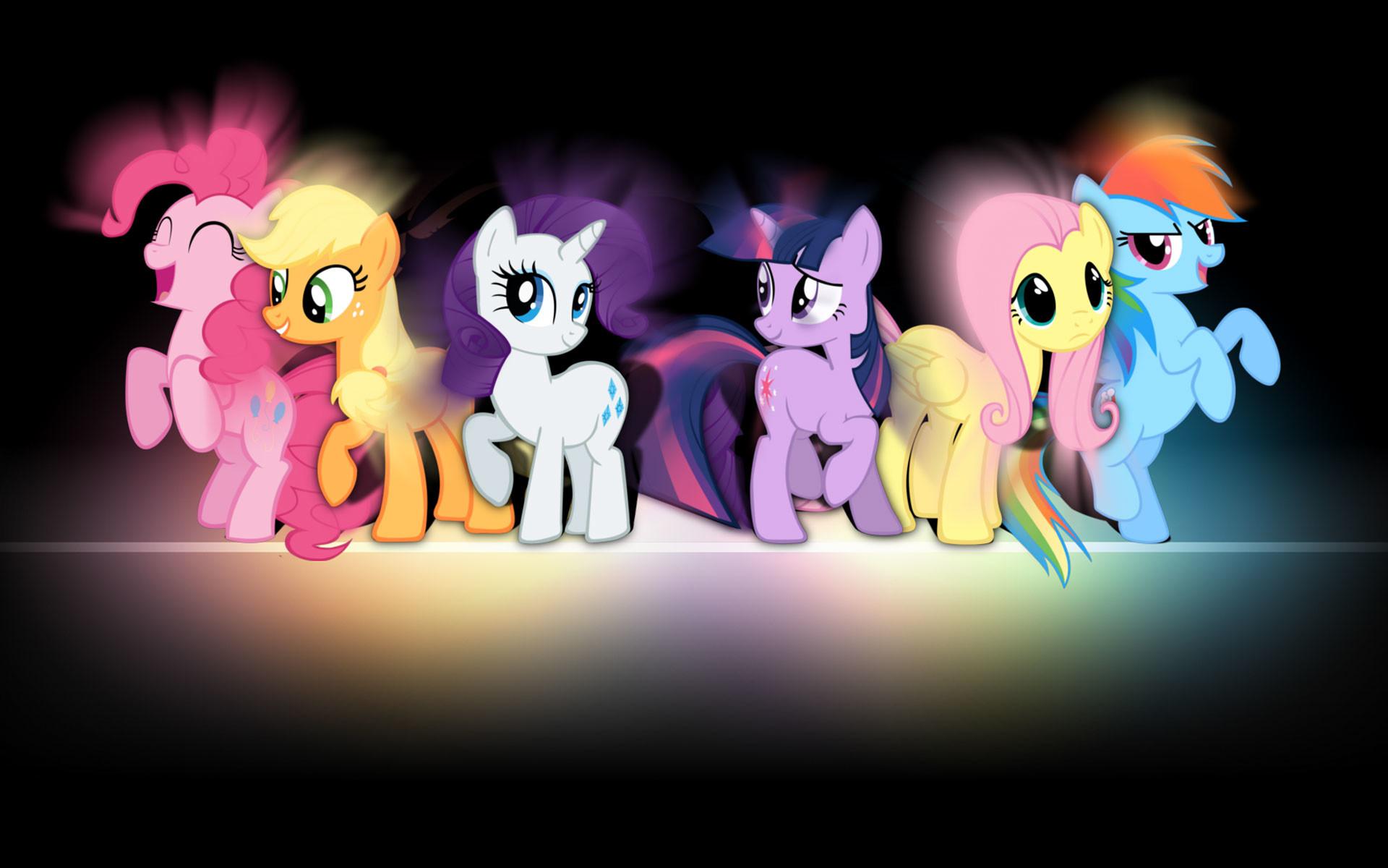 Free My Little Pony Wallpaper