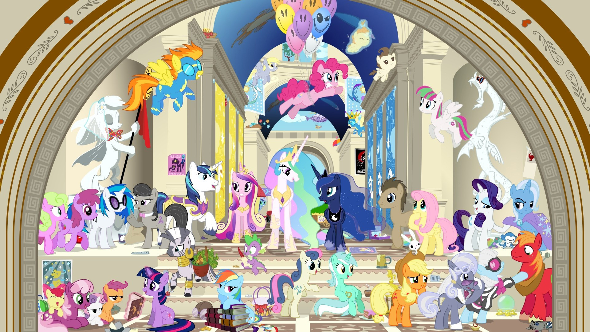 (241) /collab/ – MLP FIM Android LiveWallpaper