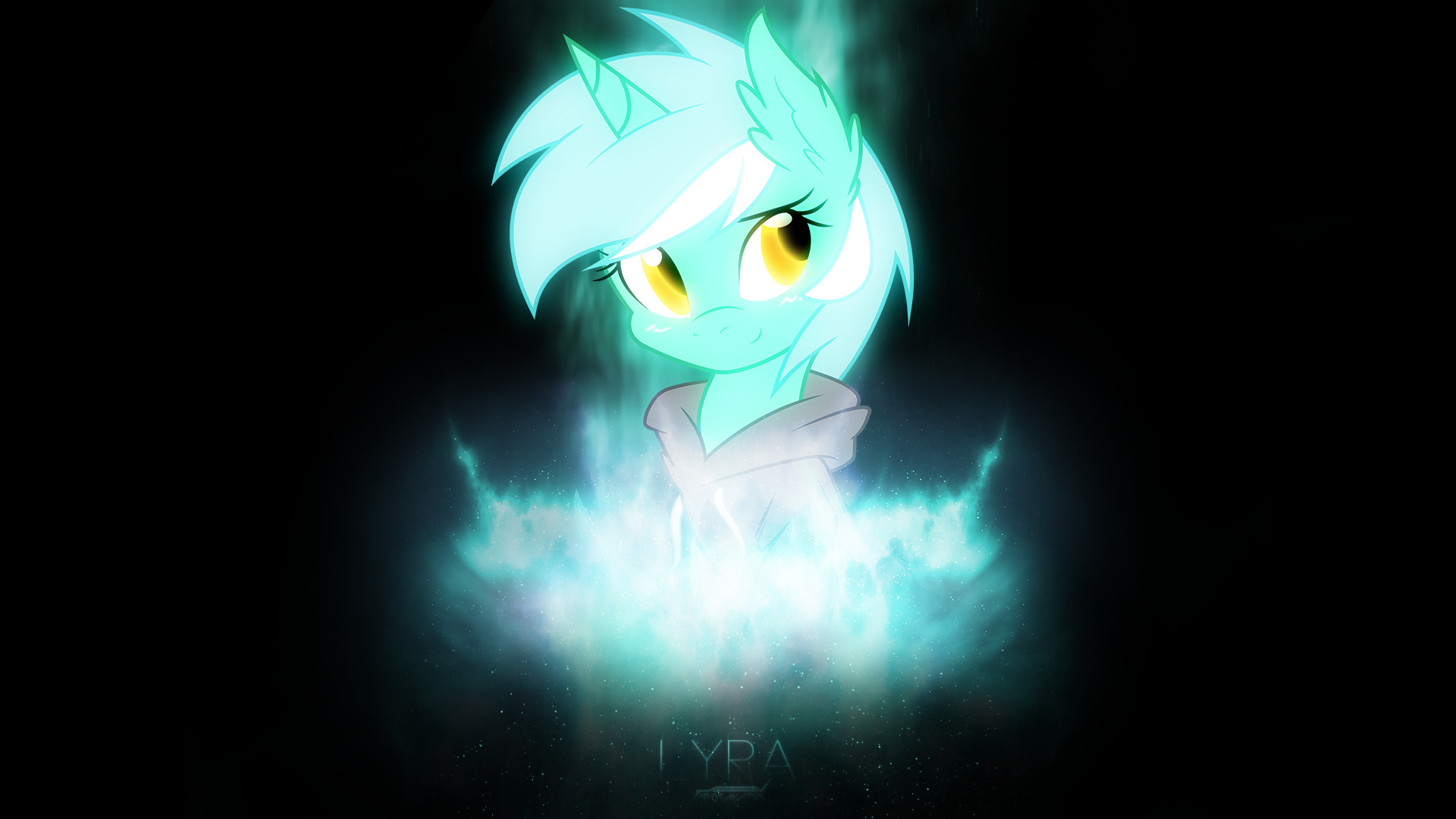 Lyra Wallpaper by OfficialApocalyptic Lyra Wallpaper by OfficialApocalyptic