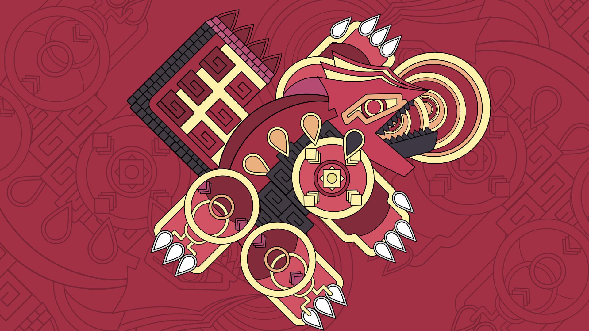 Awesome Groudon symbol *.*