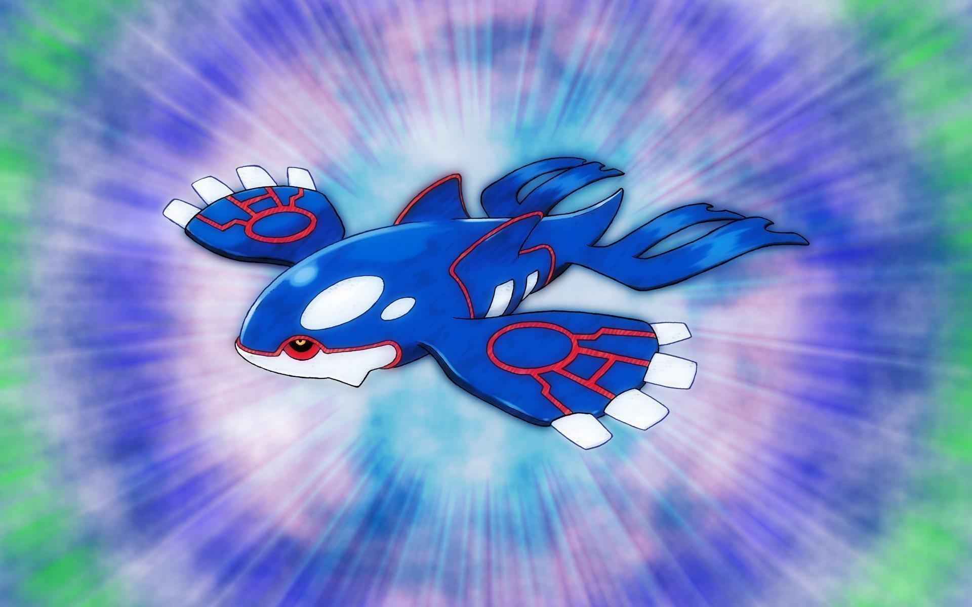 Kyogre Pokémon HD Wallpapers Backgrounds Wallpaper 1920×1200