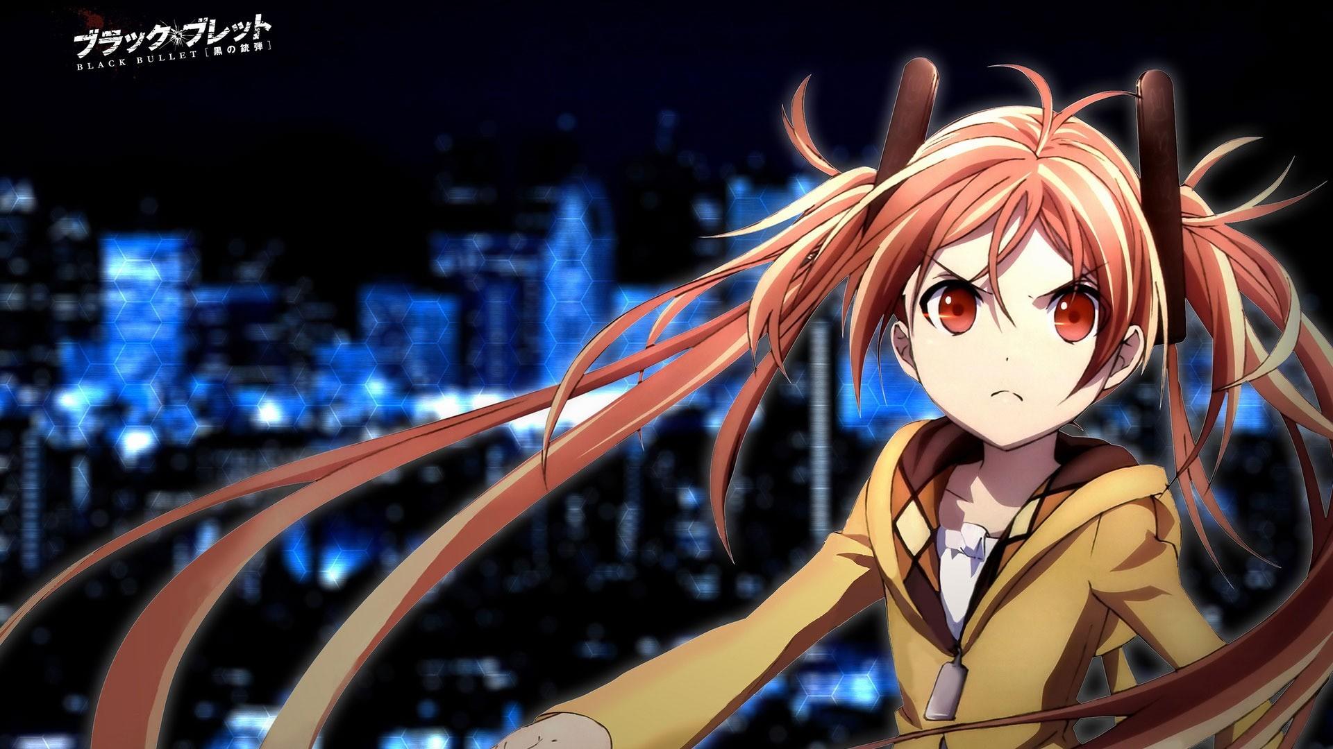 Anime Aihara Enju Black Bullet