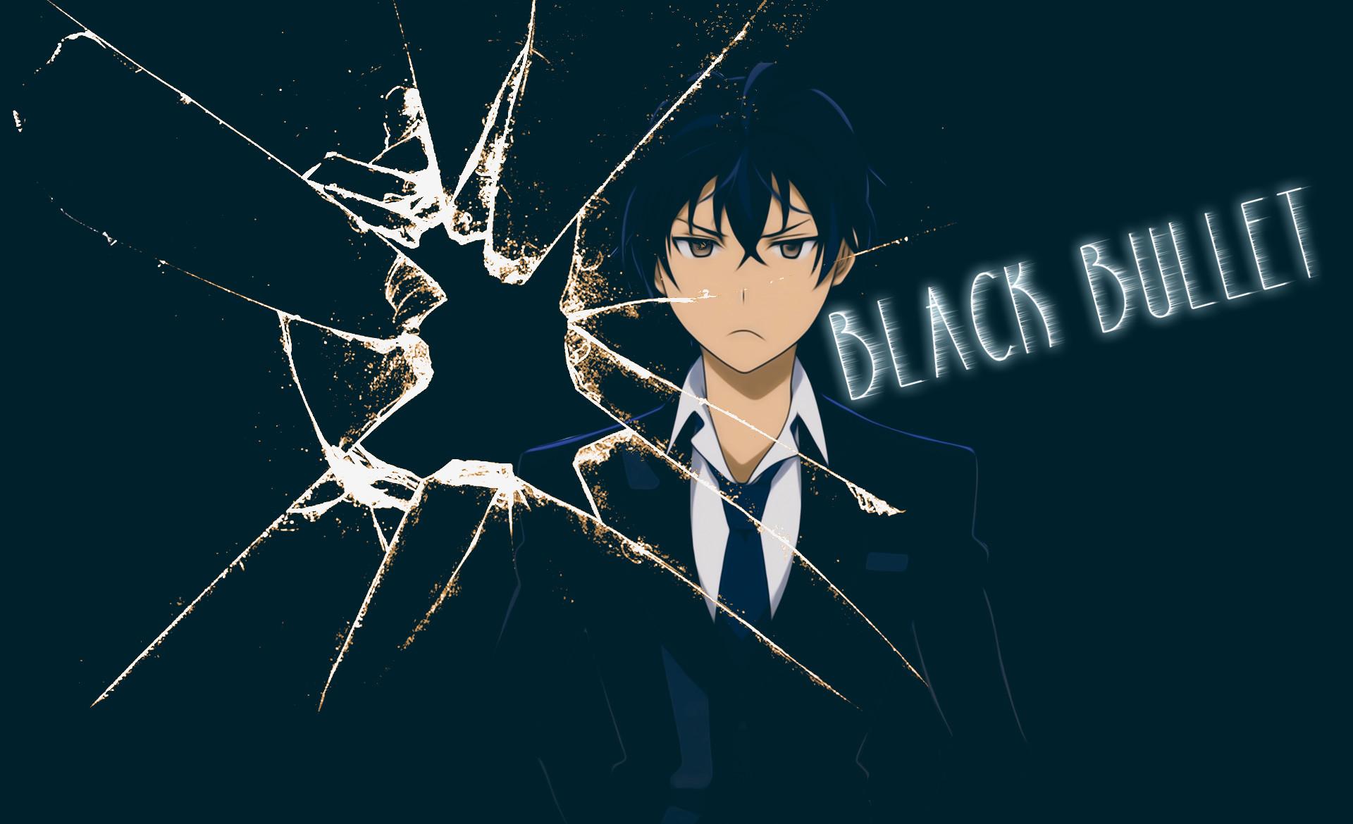 Black Bullet Rentaro Wallpaper by complexview Black Bullet Rentaro Wallpaper  by complexview