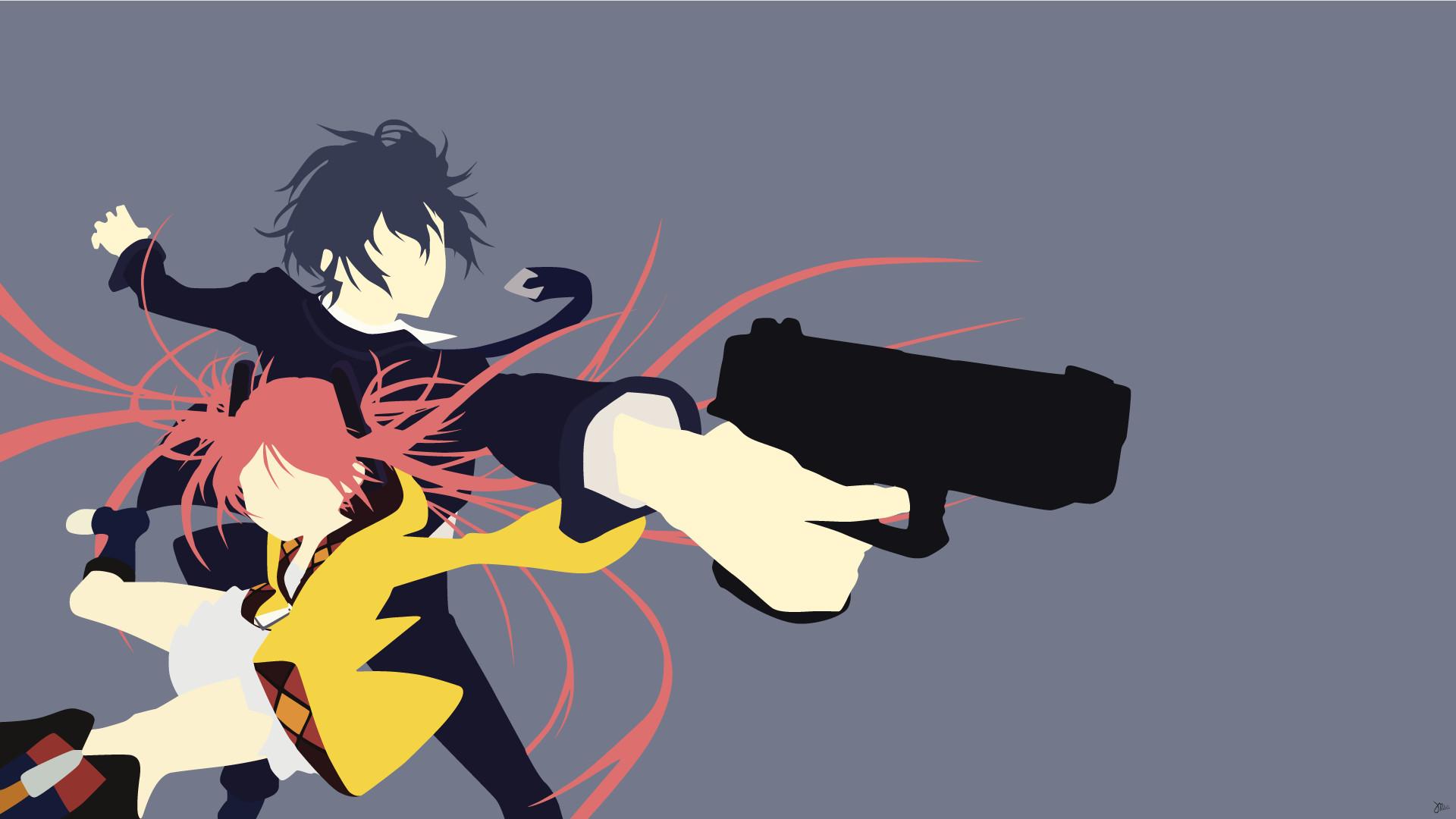 Rentaro Satomi/Enju Aihara Minimalism · MinimalismBlack  BulletBulletsWallpaperAdobe …